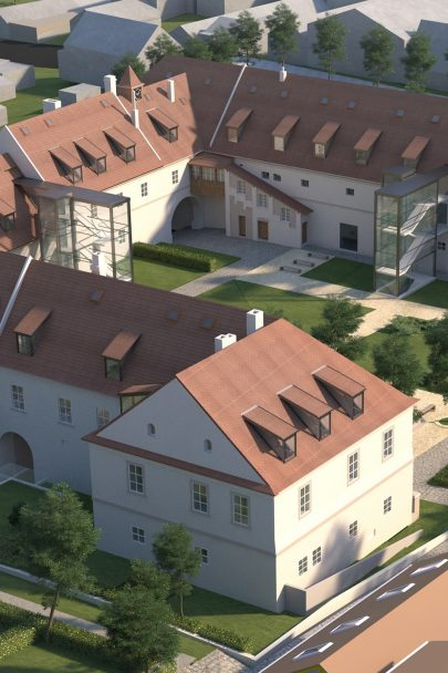 Idnes.cz has written the following about our project of Jinonice Château: Former Schwarzenbergs' castle will be transformed into apartments. Conservationists came to agreement