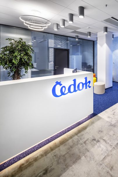 We have designed the implemented fit-out of Čedok offices.