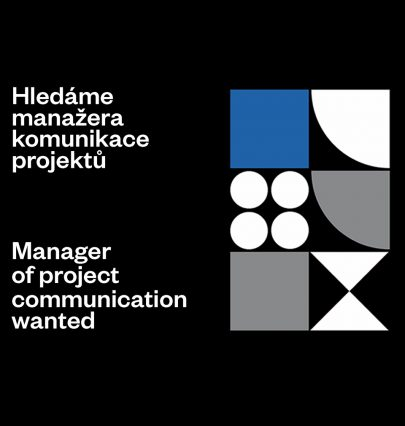 Job available for a new colleague – project communication manager