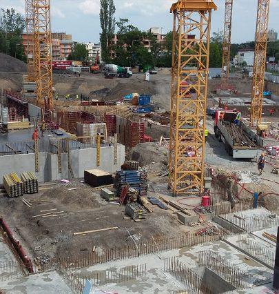 Fotoreport: náš masterplan celé nové čtvrti Na Vackově doplní právě realizovaná zóna A