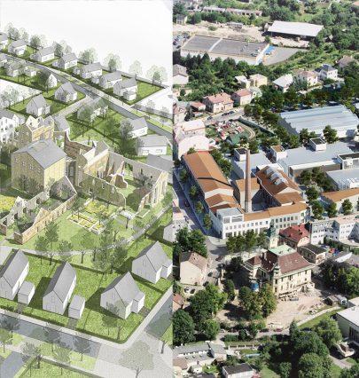 Dva naše projekty usilují o titul Urbanistický projekt roku 2019. Hlasovat pro vítězný projekt můžete i vy