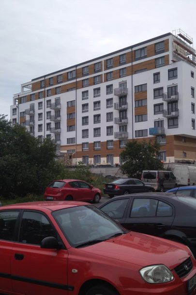 Zelená Libuš apartment building designed by our studio is a step closer to occupational permit