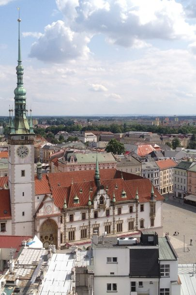 October discussion meeting by Stavební fórum is heading to Olomouc