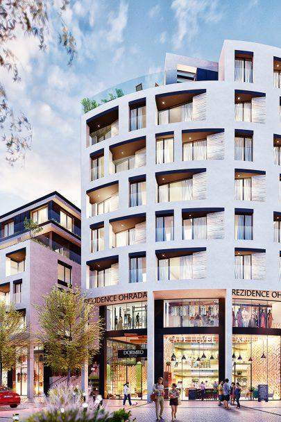 24.02.2019 proběhlo úspěšné veřejné projednání rezidence Ohrada podle našeho návrhu a projektu