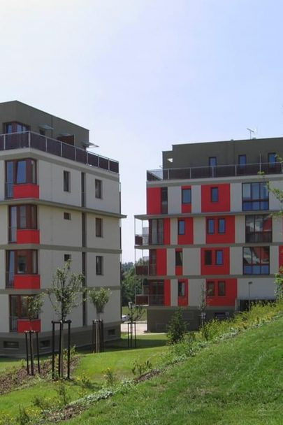Almost 20 years passes since our Beroun residential development was built
