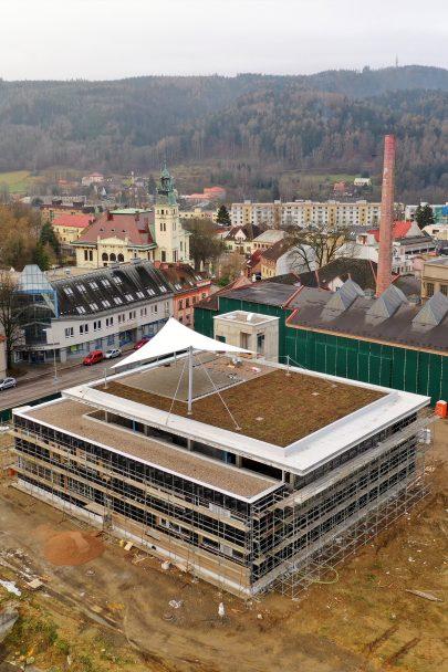 Construction progresses on new childrens centre