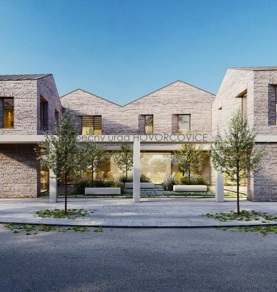 We design a new municipal centre in Hovorčovice