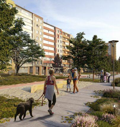 Public disucssion on the future of Ostrava district