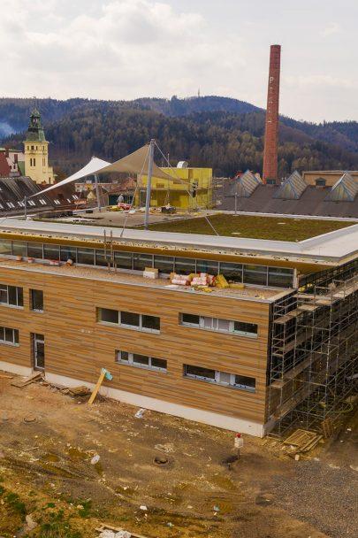 Dům dětí a mládeže v Ústí nad Orlicí poprvé otevře své dveře už s příchodem nového školního roku