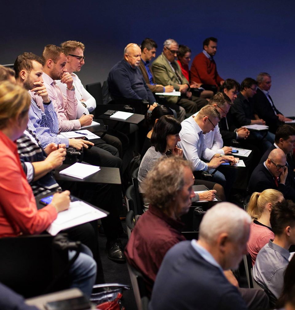 Photoreport from discussion meeting of the Construction Forum