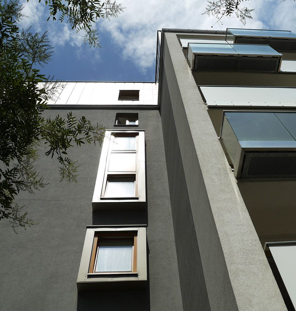 Building of the Year 2012: jury prize for MS architekti studio
