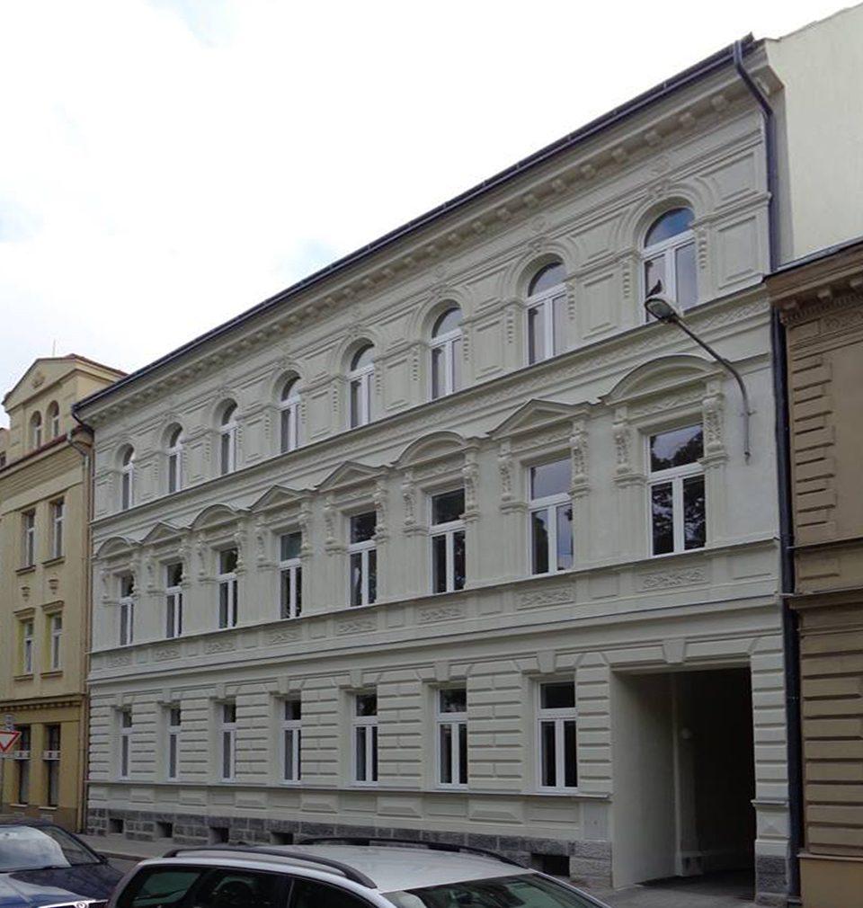 Rekonstrukce bytového domu v ostravské ulici Přívozská