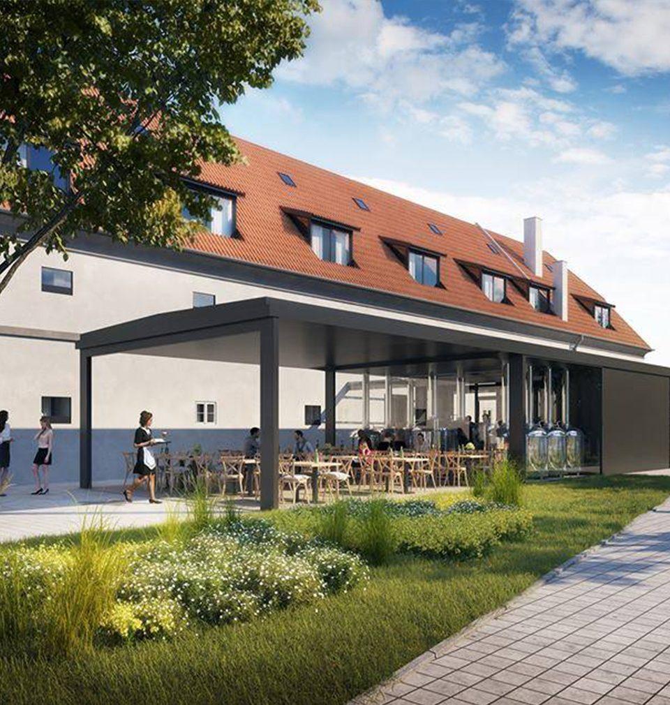 Portál Idnes.cz o našem projektu Jinonického zámečku napsal: Z bývalého zámku Schwarzenbergů budou byty. Památkáři se dohodli