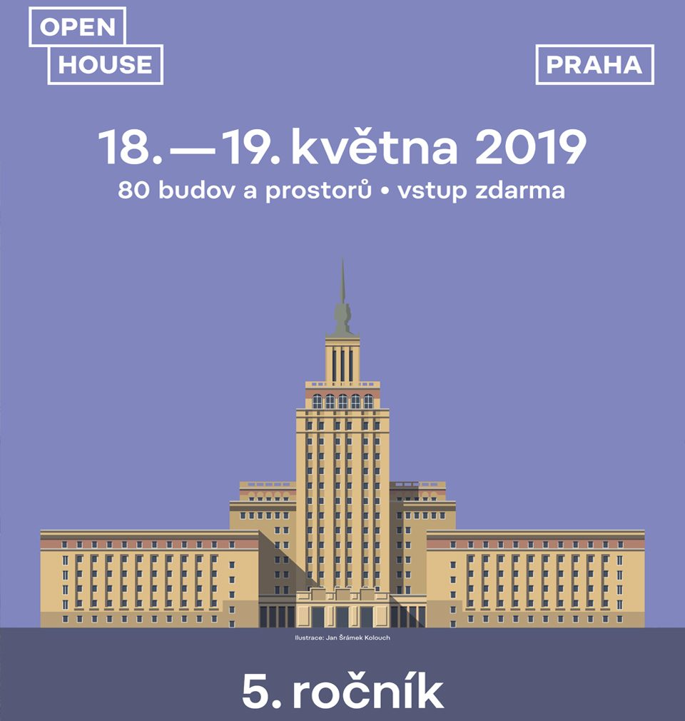 You can visit Červený dvůr Residence under construction as designed by our studio on 18 and 19 May, 2019 during Open House Prague event.