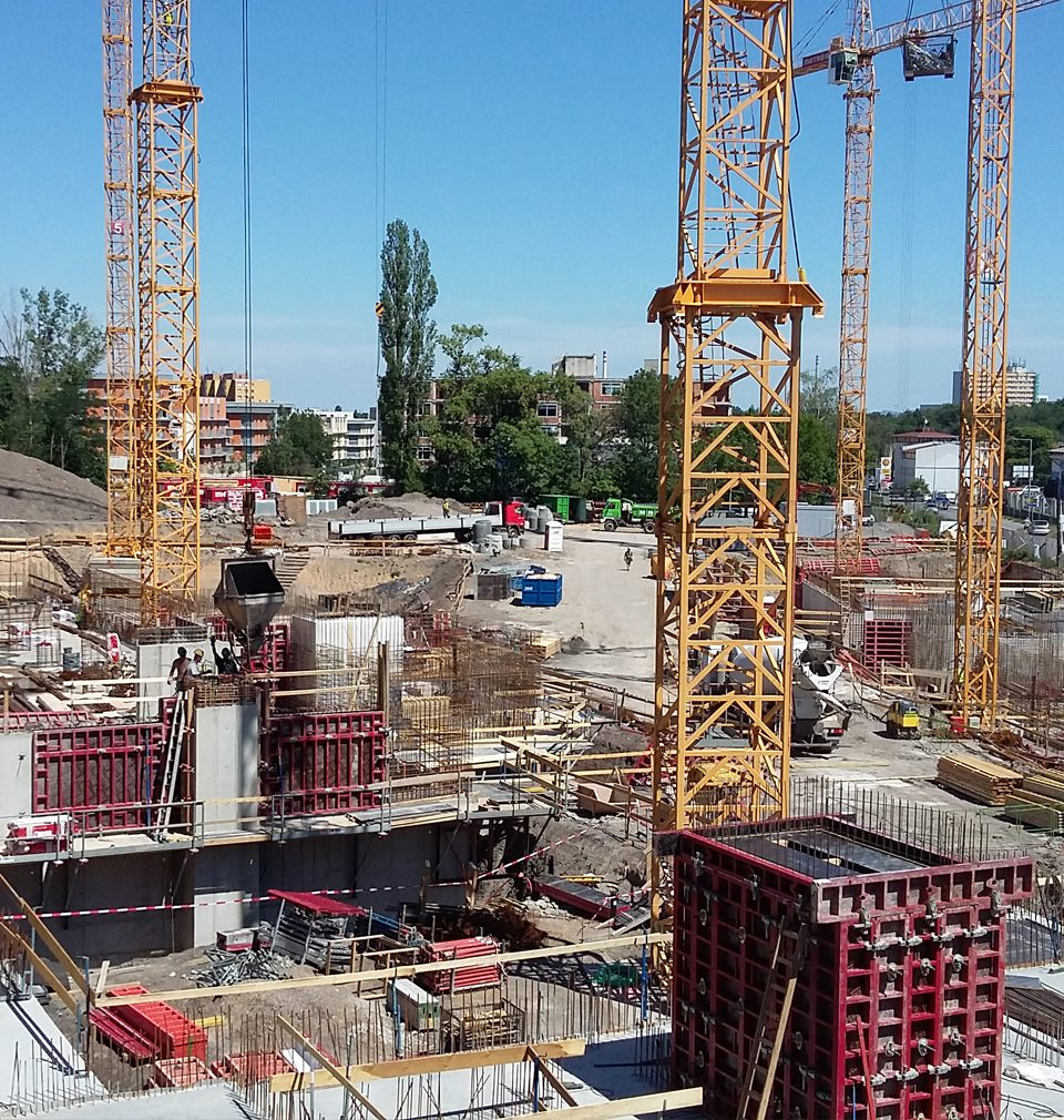 Podle našeho masterplanu vzniká v Praze nová, zcela nezávislá čtvrť