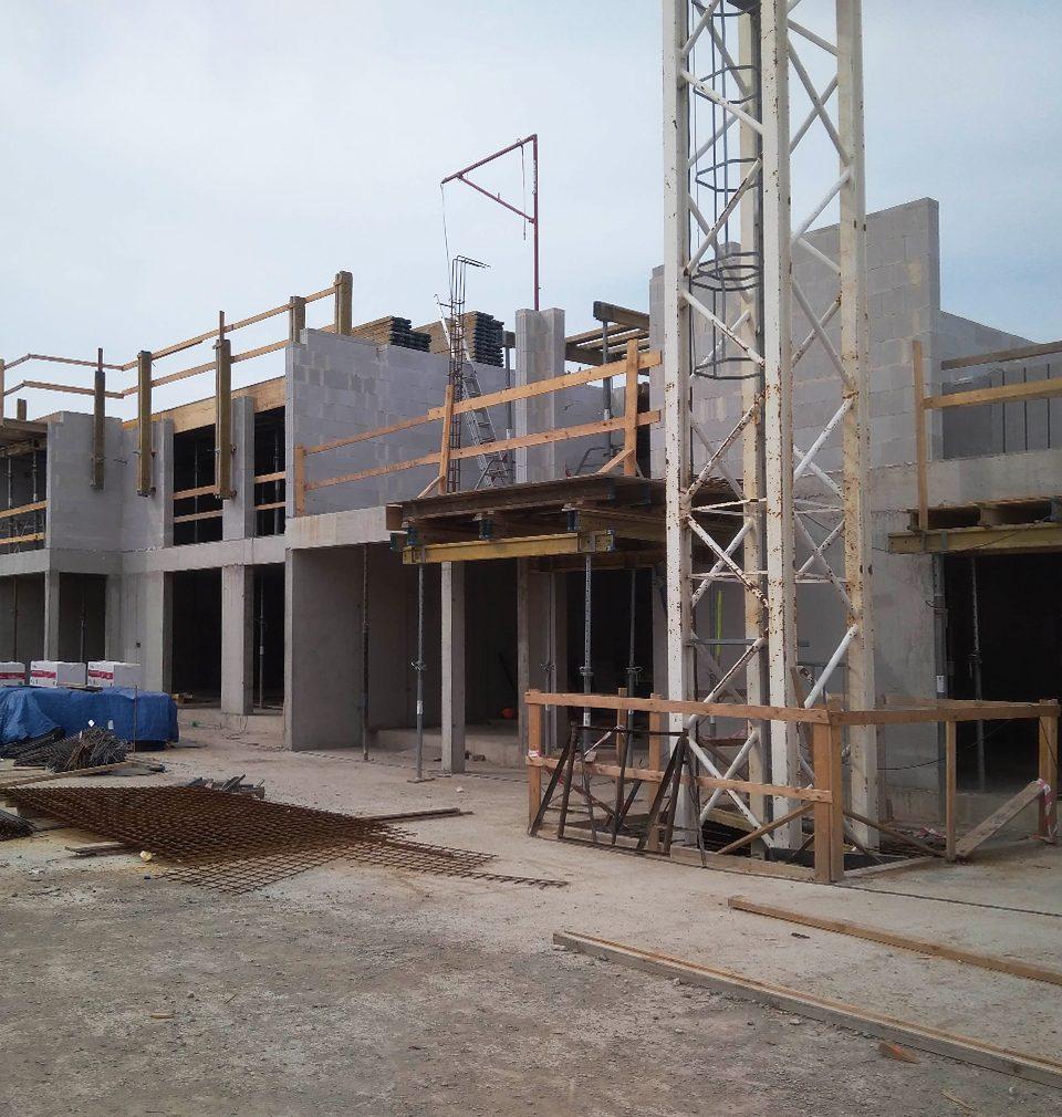 První etapa revitalizace a rozšíření Jinonického dvora je ve výstavbě