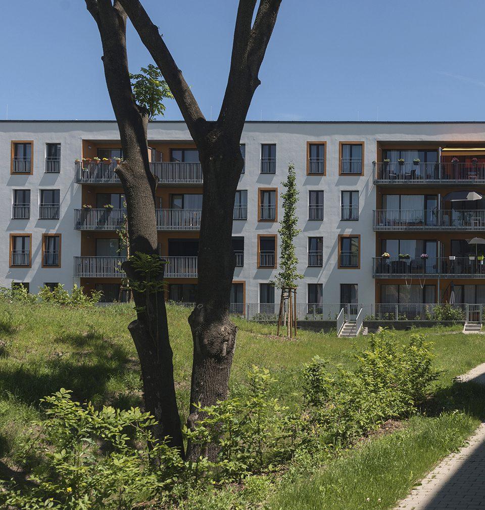 Podle našeho masterplanu vzniká v Lysé nad Labem jedinečný rezidenční komplex Zåhrada