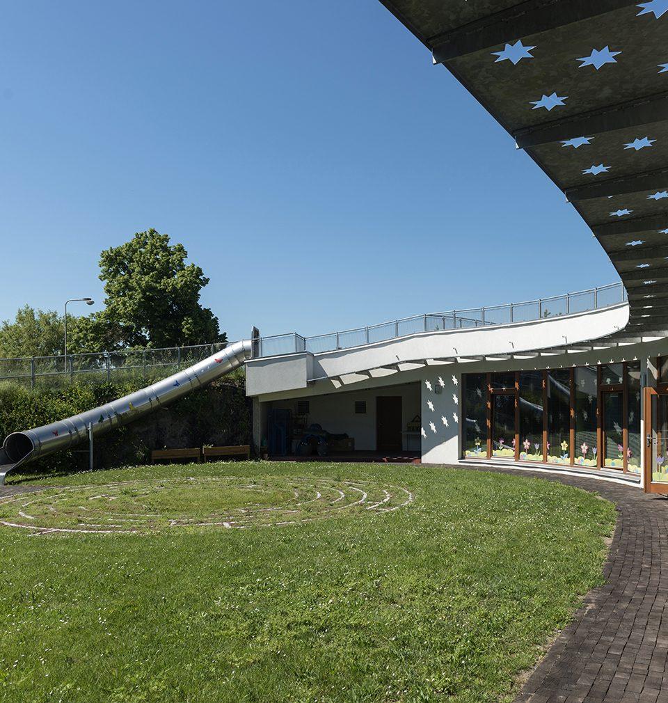 Už sedm let dělá školka v Lysé nad Labem podle našeho návrhu radost těm nejmenším