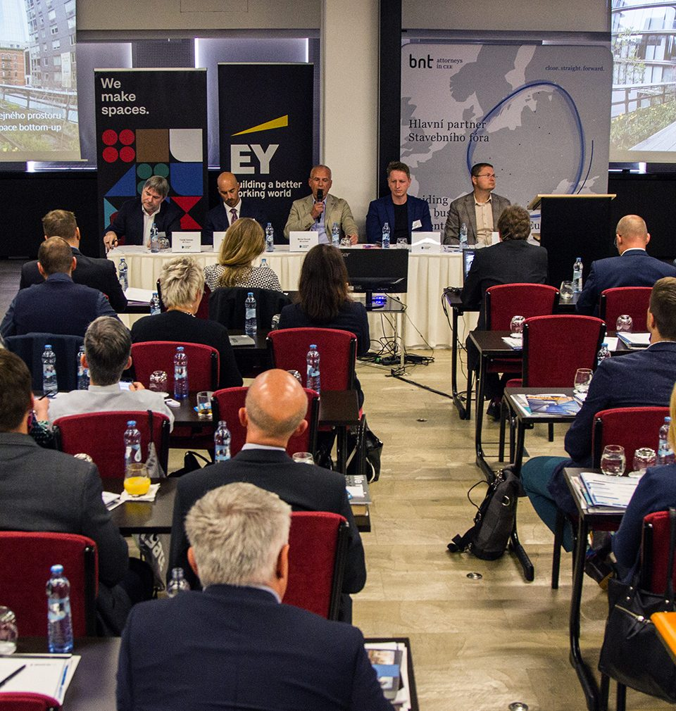 Photoreport from the Real Estate Market Autumn 2019 held in October by the Stavební fórum online magazine