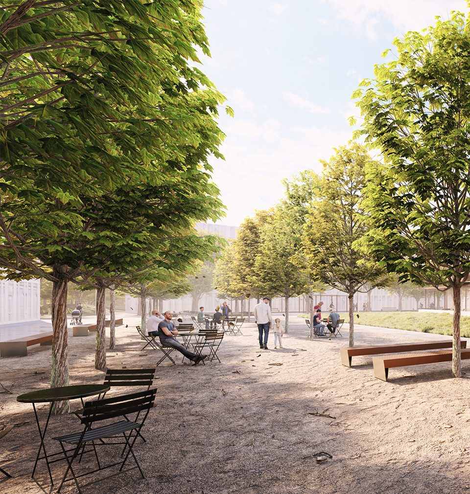 We invite you to the opening of the Smíchov City project exhibition where you can acquaint with the public area of two city parks and the central boulevard of the district based on our design and project