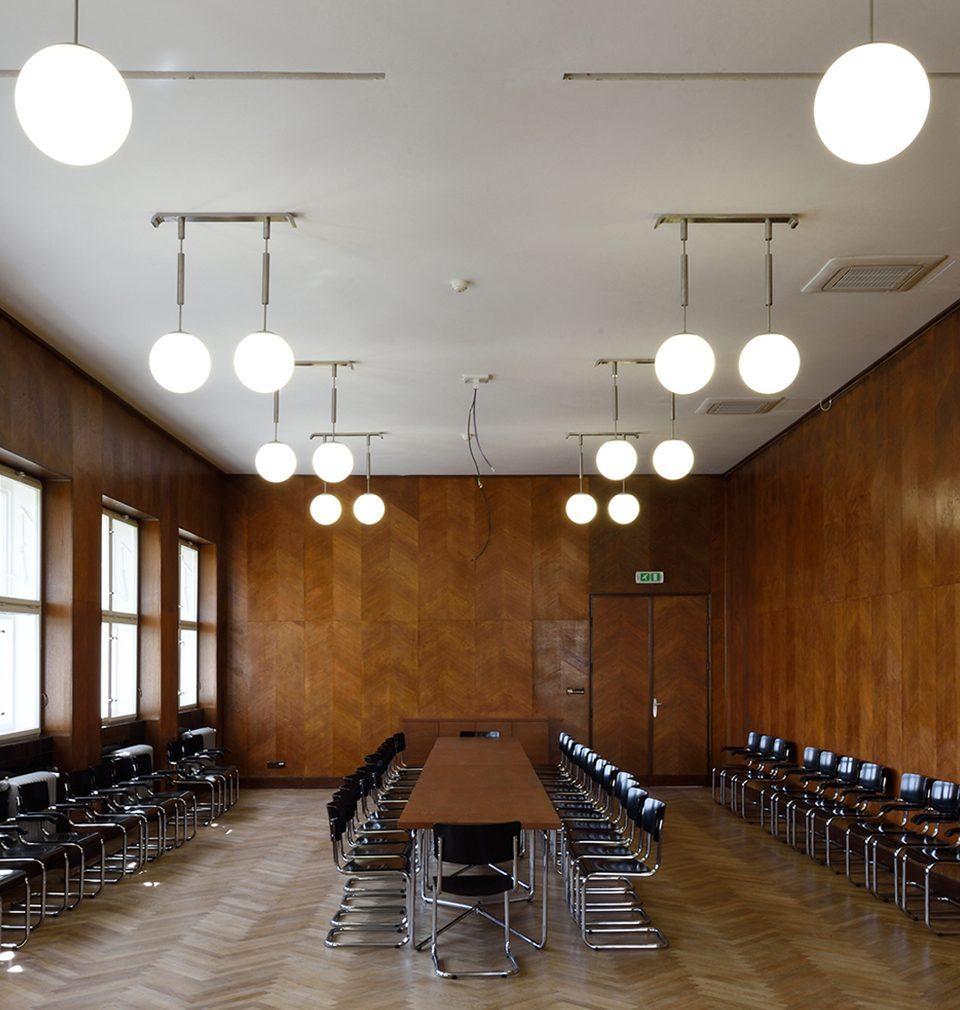 Rekonstrukce Národního památkového ústavu v Ostravě podle našeho návrhu je součástí projektu Stavba čtvrtstoletí