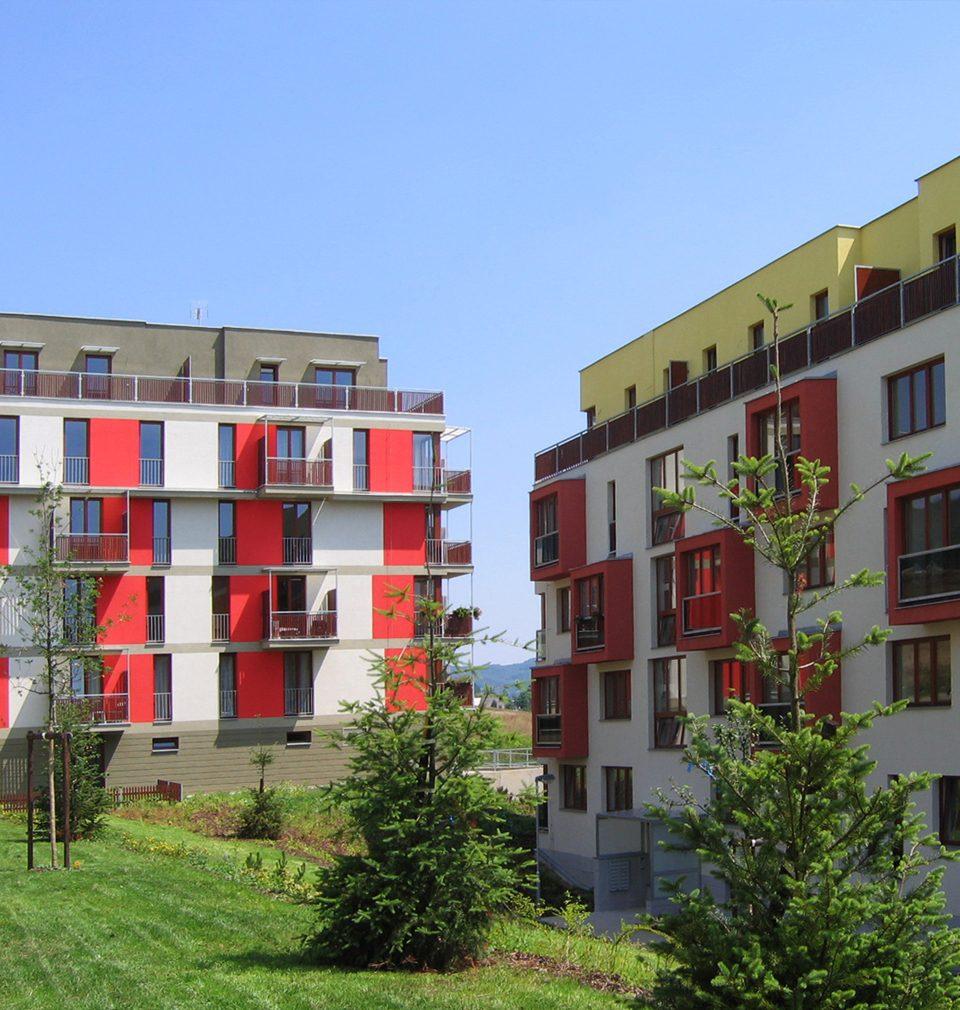 Už téměř 20 let uplynulo od realizace rezidenčního komplexu Palouček v Berouně podle našeho návrhu a projektu