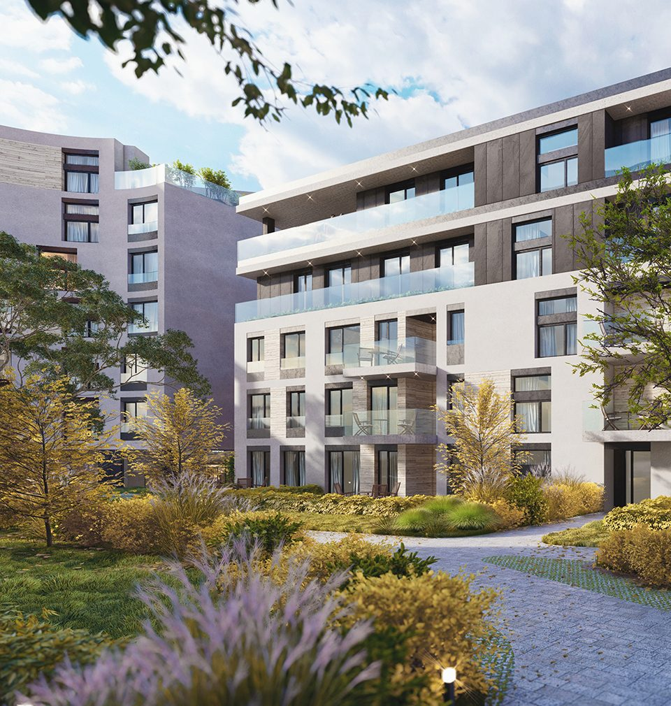 The following was published on Earch.cz: A group of apartment buildings designed by MS architekti will transform Prague's Ohrada