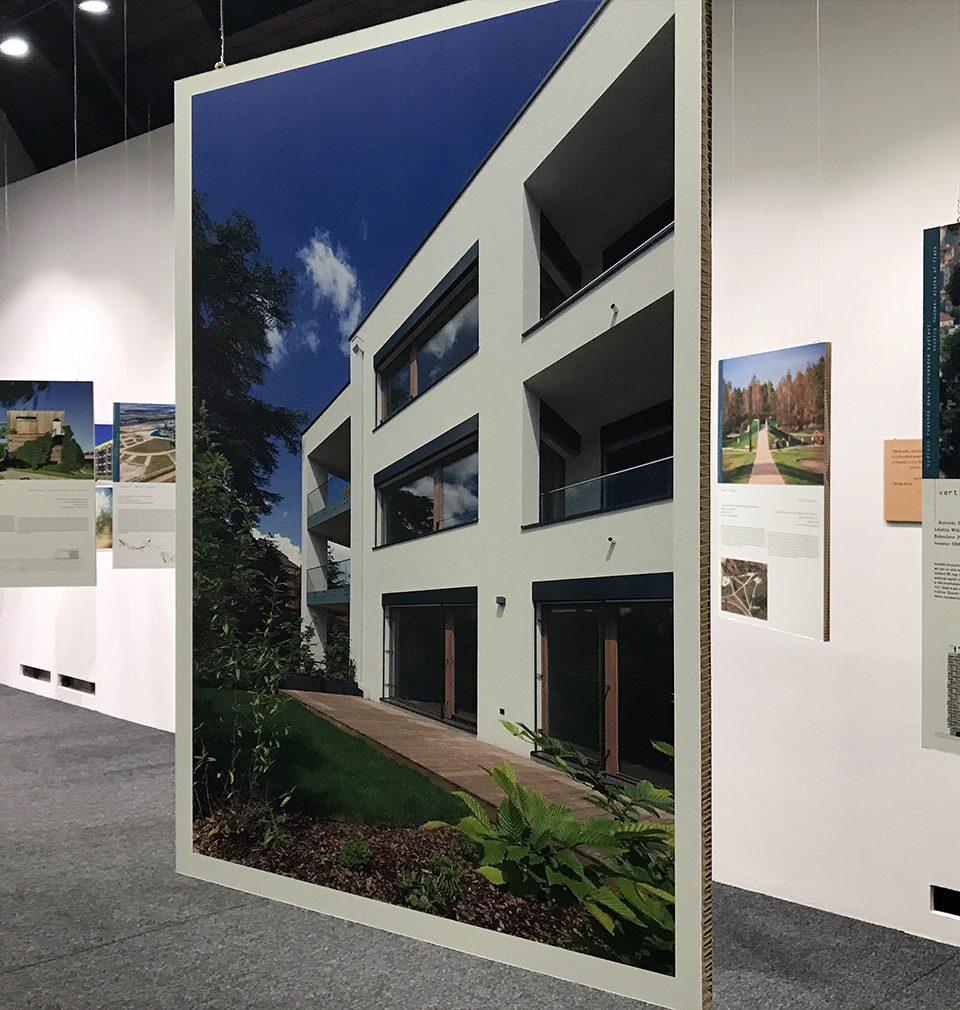 Zveme Vás do Galerie Jaroslava Fragnera na výstavu Estetika udržitelné architektury