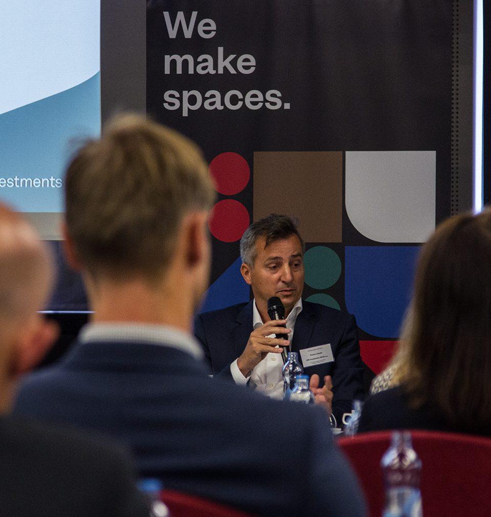 Ms architekti jsou hlavním partnerem už tradiční konference Stavebního fóra Real Estate Market