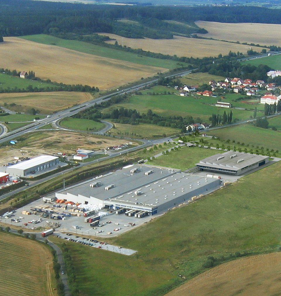 Construction progresses on new plant for leading refrigeration manufacturer