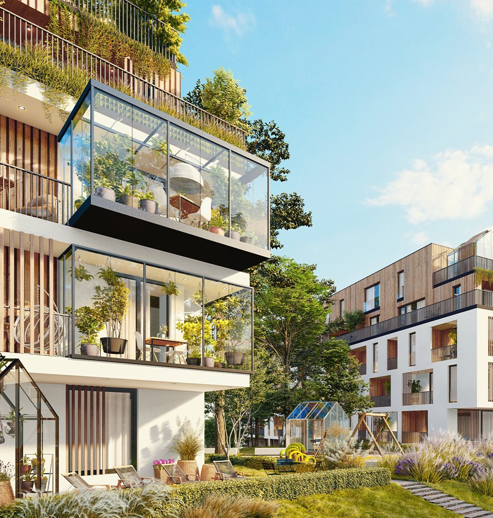 Carbon-neutral apartments planned in Prague