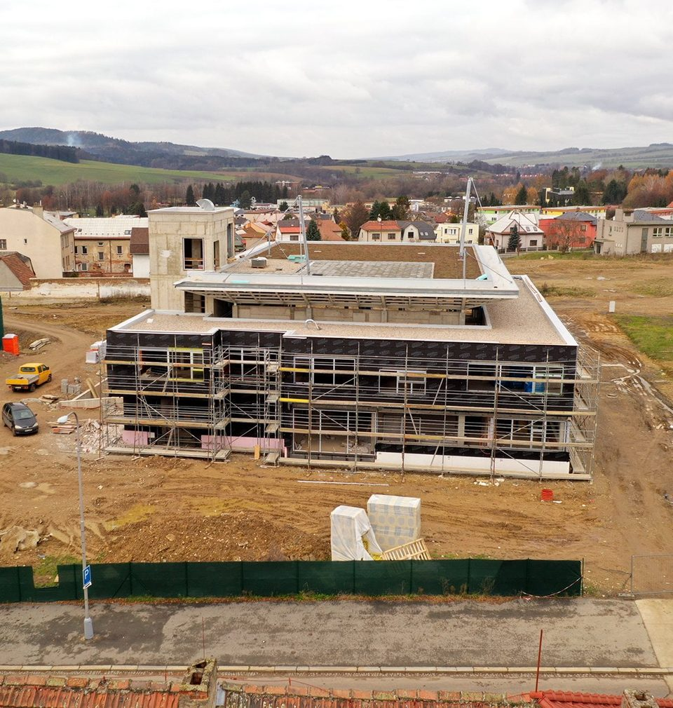 Construction moves ahead on new childrens centre