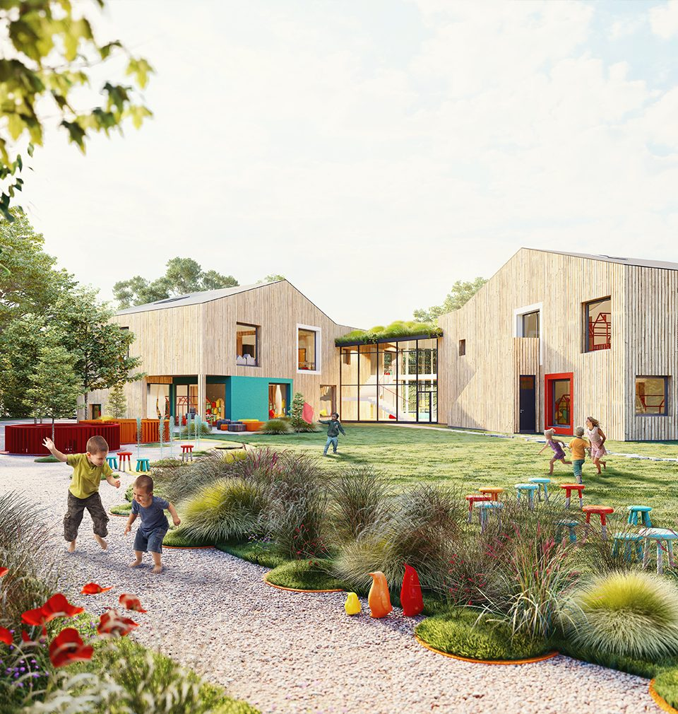 Architecture magazine Earch.cz writes about our new kindergarten