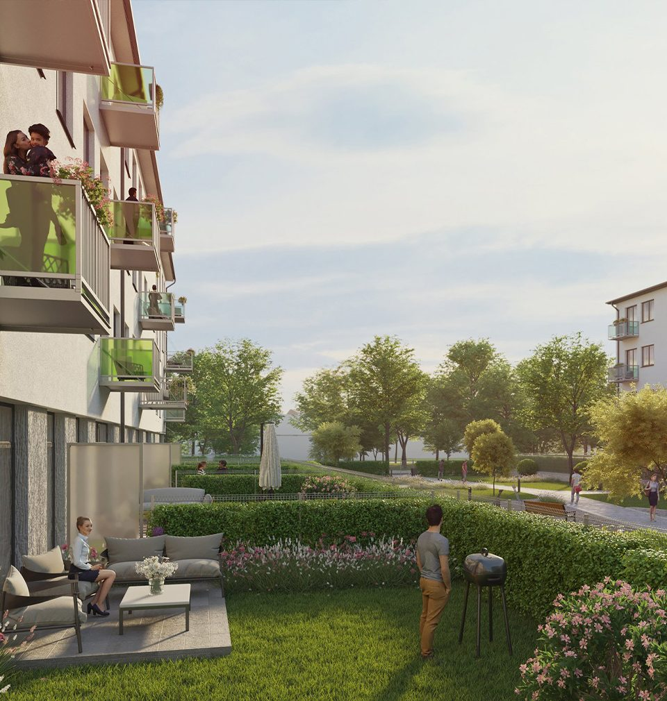 Building permit granted for sustainable housing in Ostrava