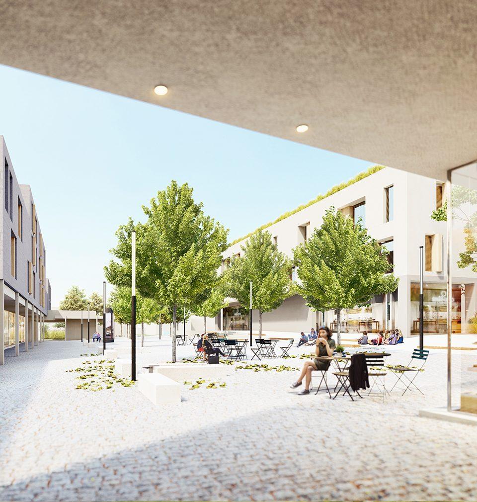 Připravujeme virtuální prohlídku revitalizované části města Žďár nad Sázavou podle našeho návrhu