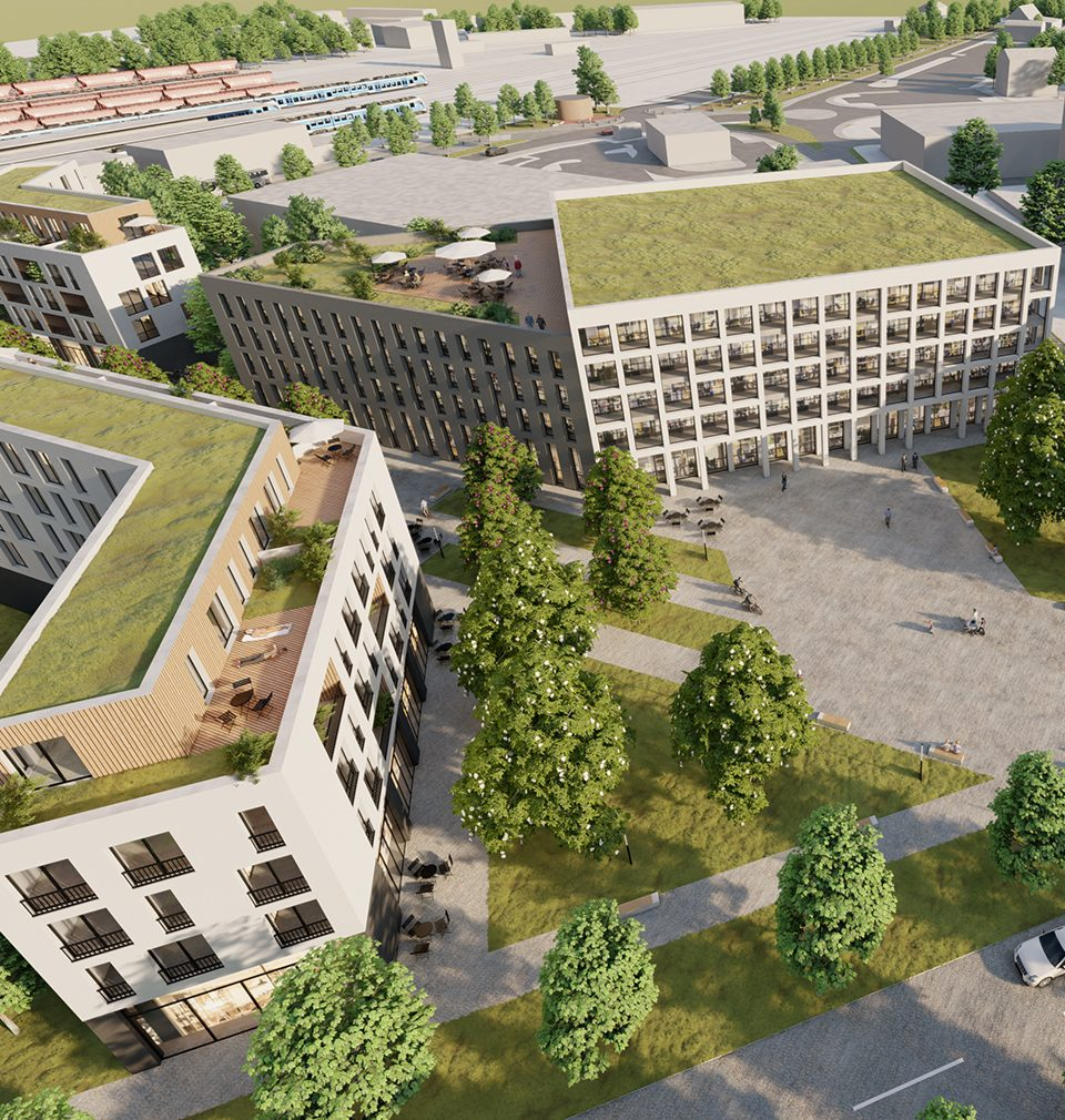 Stavbaweb.cz píše: studi MS plan navrhlo revitalizace areálu Křižanovy pily ve Valašském Meziříčí