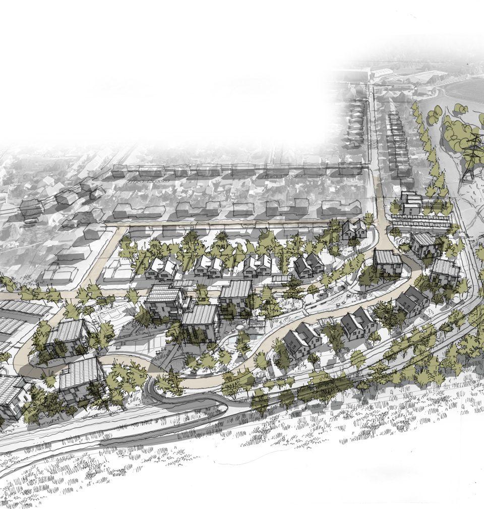 Navrhli jsme atraktivní a udržitelnou čtvrť Chytré Líchy