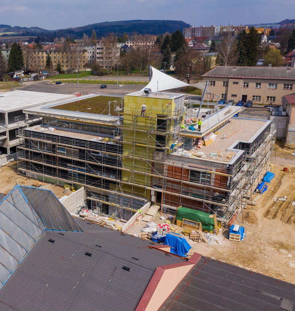 New Children's Centre in Ústí nad Orlicí will open its doors for the first time