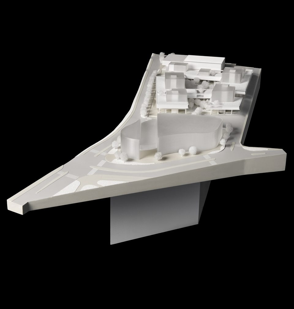 Náš tým navrhl novou městskou čtvrť Březnická ve městě Zlín