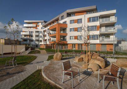 Rezidenční park Hloubětín