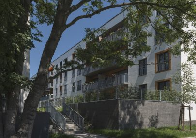 Rezidenční komplex Zåhrada