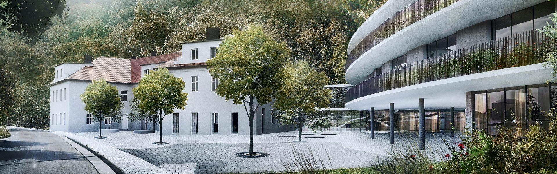 Nová Šatovka Senior Centre