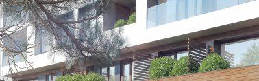 Bytový dům Zelená Libuš